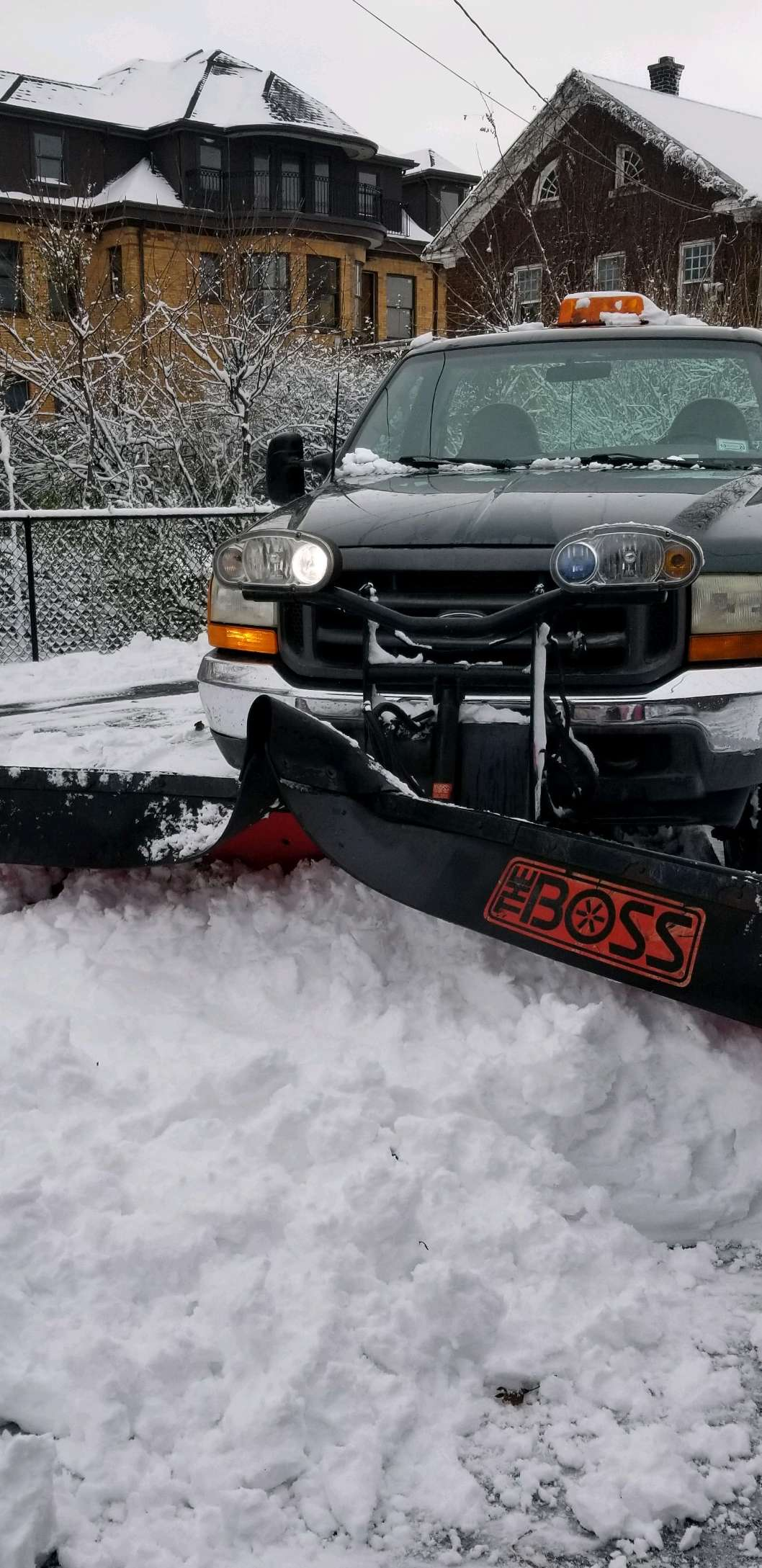 Don't Pull a Muscle Trying to Clear Your Driveway